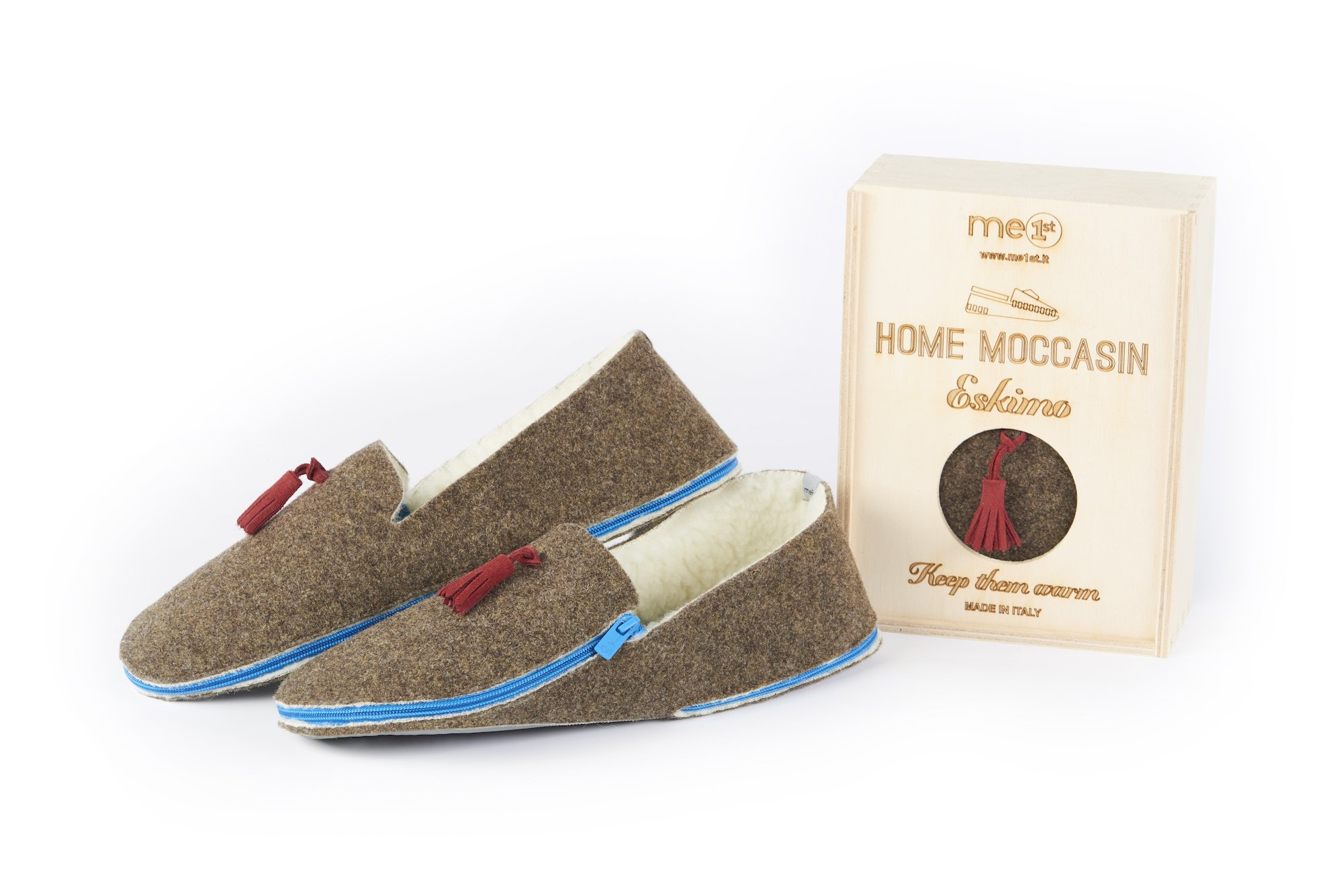 Home Moccasin Eskimo